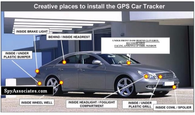 Hidden Gps Tracker For Car >> How To Detect a GPS Tracking Device on Your Vehicle